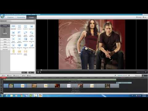 How to make Movie from pictures, Images music and sound 2016