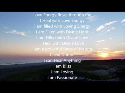 Healing Powers Subliminal Become a Healer