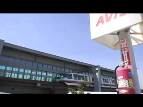 Newark Liberty International Airport (EWR) - Finding Your Way to the Avis Counter