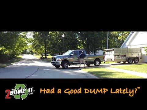 2 DUMP IT™ Dumpster Rentals and Junk Removal Services  - St. Louis MO