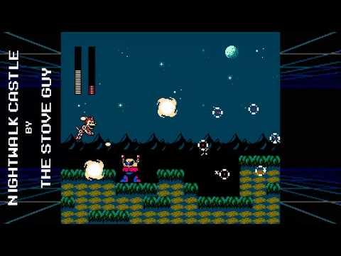 Make a Good Mega Man Level 2 Blind Run - Pt 49 - Nightwalk Good