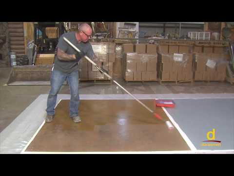 How to install Concrete Overlay over Gypsum Sub-floor? Part 3/3