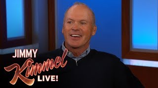 Michael Keaton Claims Hes The Most Boring Person In Show Business
