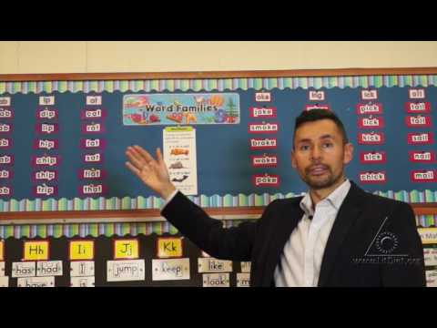 Word Family Wall: Building Literacy Skills using Spelling Patterns in Words (Virtual Tour)