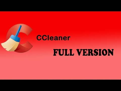 How to install Ccleaner Full version without crack/patch?