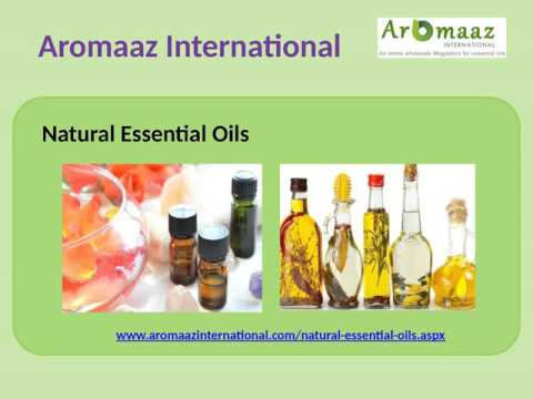 Essential oils manufacturers in india