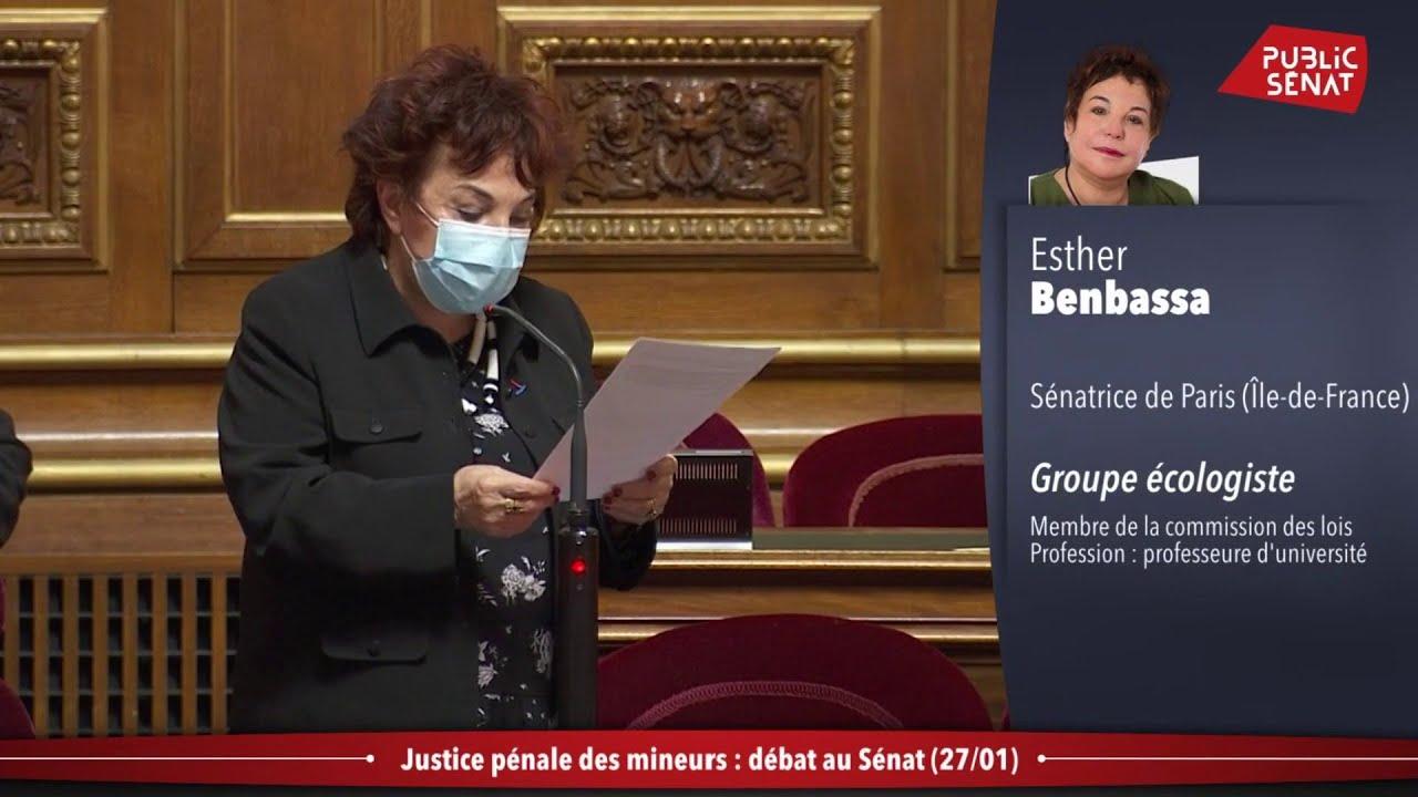 Justice pénale des mineurs : le Sénat débat le projet de loi