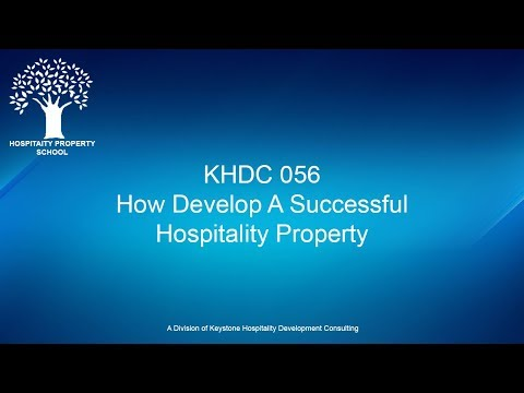 How to Develop Successful Methods for Your Hospitality Property   Ep. #056