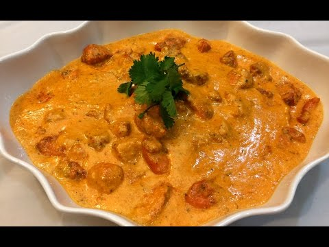 Very Easy & Delicious Butter Chicken!
