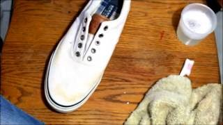 Asmr Shoe Cleaning 12 Sperry