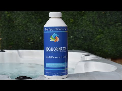 How To Use Dechlorinator To Correct High Chlorine/Bromine Levels in Your Hot Tub