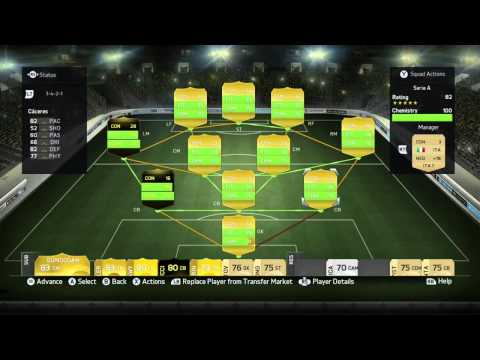 FIFA 15 FUT CONTRACT GLITCH!!!         [XBOX ONE]