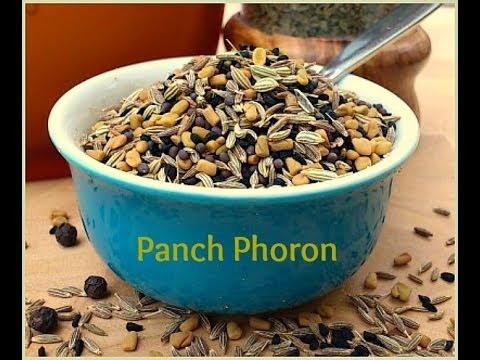 How to Make Panch Phoron - (Bengali 5 Spice)