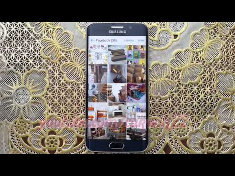 How to Slideshow Pictures on Samsung Galaxy S6 or S6 Edge