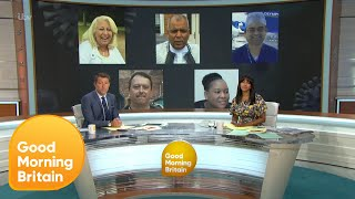 Emotional Tribute to the NHS Heroes Who Have Lost Their Lives to Coronavirus | Good Morning Britain