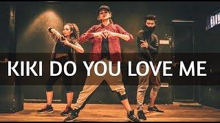 Drake - In My Feelings | Tejas Dhoke Choreography | Dancefit Live