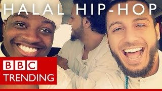 Can Hip-Hop be Halal? Deen Squad give rap an Islamic twist - BBC Trending