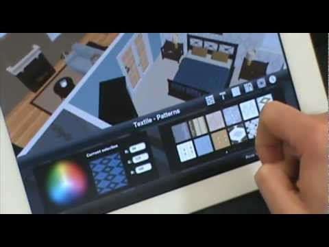 Room Planner iPad Home Design App by Chief Architect
