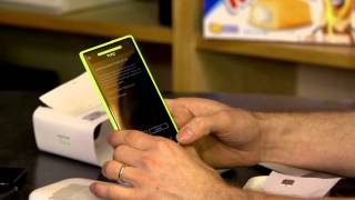 HTC 8X Windows Phone 8 Unboxing & First Look Linus Tech Tips