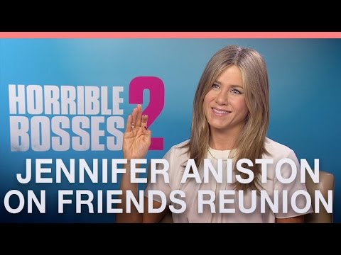 Jennifer Aniston on what Rachel would be doing now