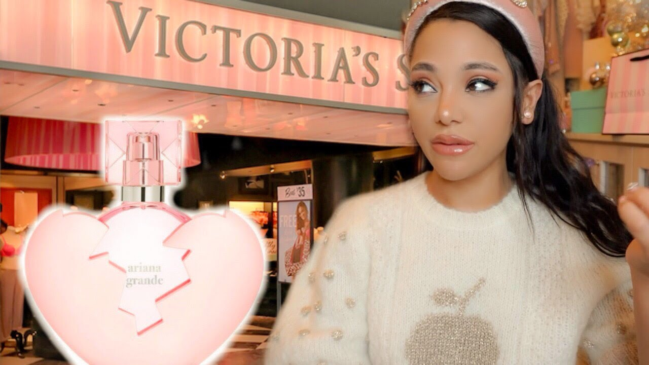 victoria's secret is copying ariana grande's thank you next perfume?