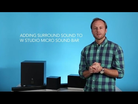 Learn How to Set Up Wireless Surround Sound with the Definitive Technology App