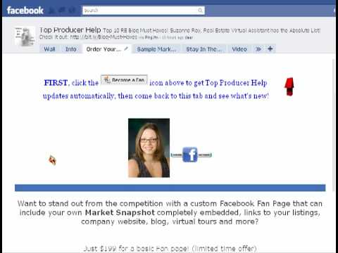 How to Change Default Landing Page on Facebook