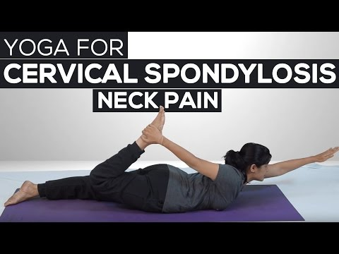 Yoga Poses For CERVICAL SPONDYLOSIS | Neck Pain Treatment