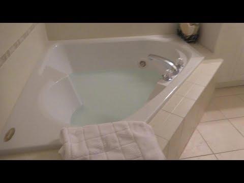 hot tub leak detection