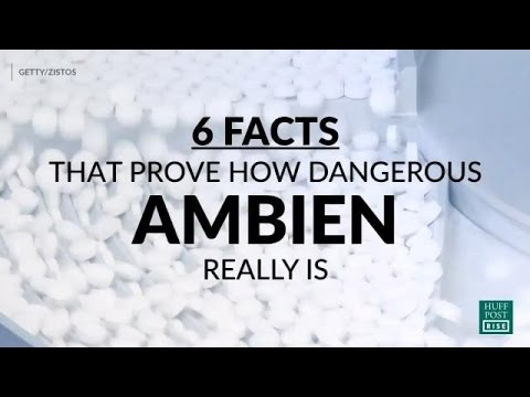 6 Facts That Prove Ambien Is More Dangerous Than You Think