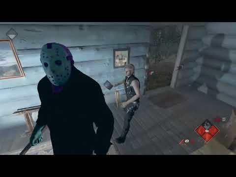 Jason part 3 game play no one makes it out