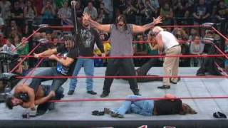 Abyss Returns To TNA Wrestling