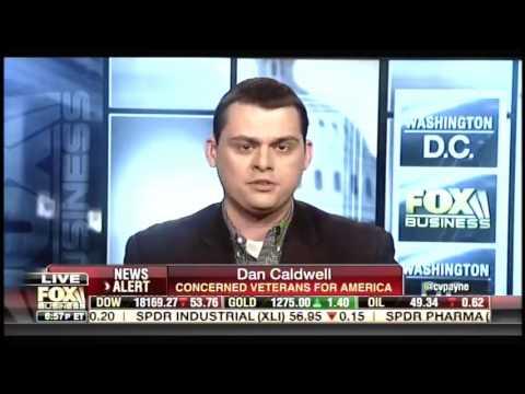 Fox Business | Dan Caldwell on Forced Veteran Bonus Repayments