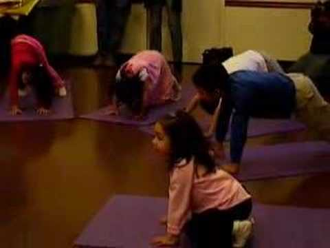 My First Yoga - Yoga for Kids