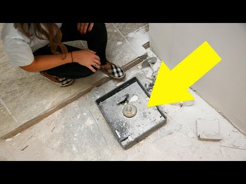 Couple Find Secret Safe in House. You Won't Believe What Was Inside!