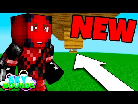 HOW TO BUILD A MOB GRINDER?! Minecraft How To Skybounds #7 (Cartoon)