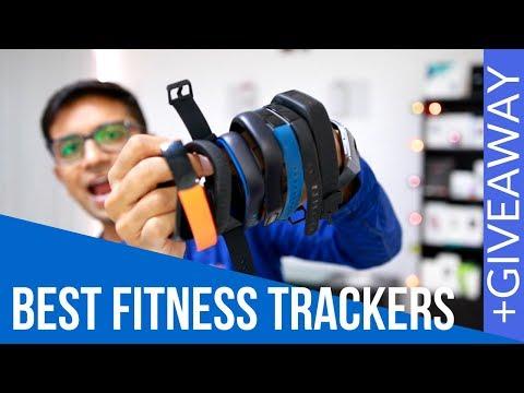 Best Fitness Trackers 💪+ Giveaway X 3 - PhoneRadar