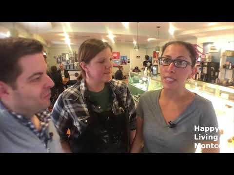 Happy Living TV Community Spotlight: Velvet Sky Bakery and Cafe, Jenkintown