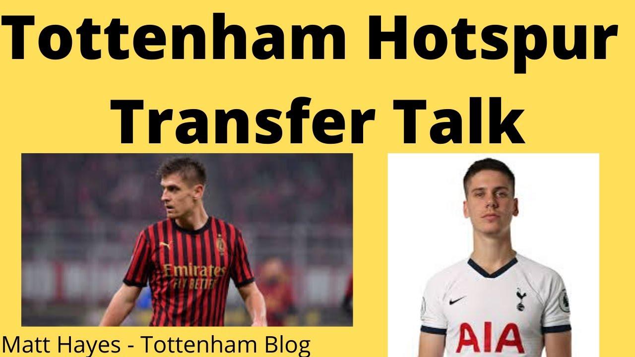 Tottenham Keen on Krzysztof Piatek | Juan Foyth Open To Move | Tottenham Hotspur Transfer Talk