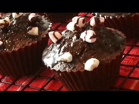 Scan Bran Rocky Road Muffins | Slimming Recipe