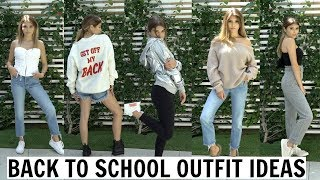 Back to School Outfit Ideas 2017! l Olivia Jade