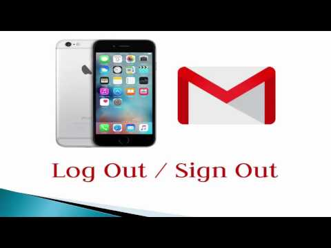 How  to  Log  Out  of   Mail  on  an  iPhone