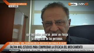 Inician ensayos clínicos de remdesivir en México
