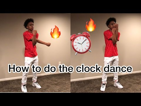 HOW TO DO THE SHMATEO CLOCK DANCE | OFFICIAL TUTORIAL ❗️