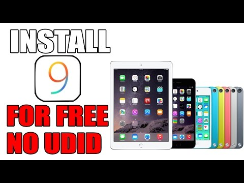How To Install iOS 9 Beta 1 FREE Without UDID On iPhone, iPad & iPod