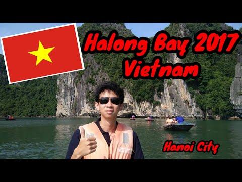 Travel Vietnam Alone Hanoi To Halong Bay 2017 Part2