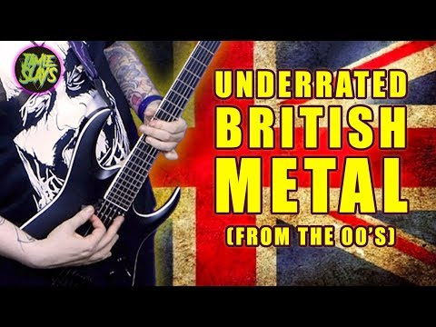 8 Underrated British Metal Bands From The 2000's