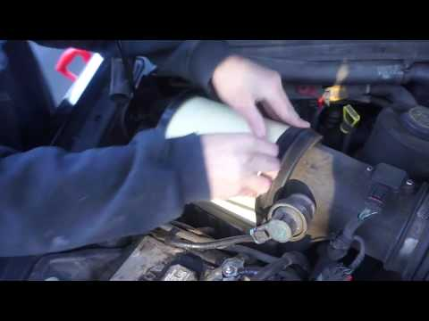 How To Replace A Exhaust Filter F350