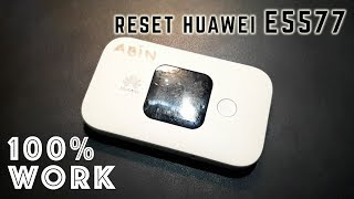 How to fix Huawei e5577 or any modem not found or install