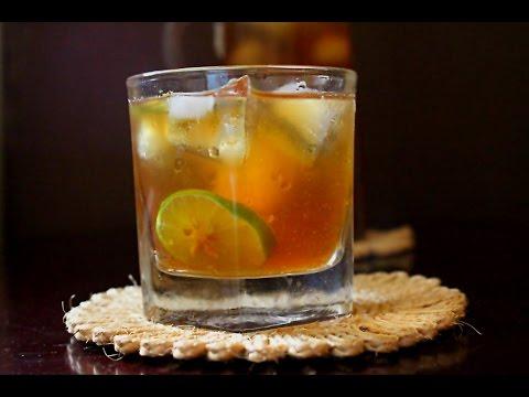 Lemon Grass Ice Tea Recipe